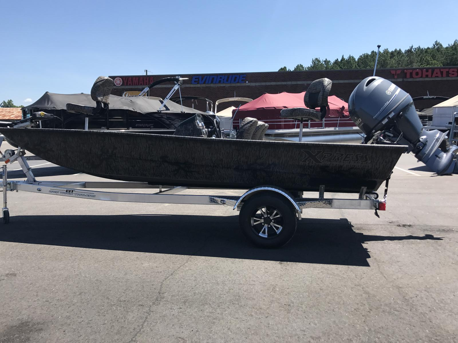 New Boats Pontoons and Outboard Motors Muddy Bay Marine Newberry
