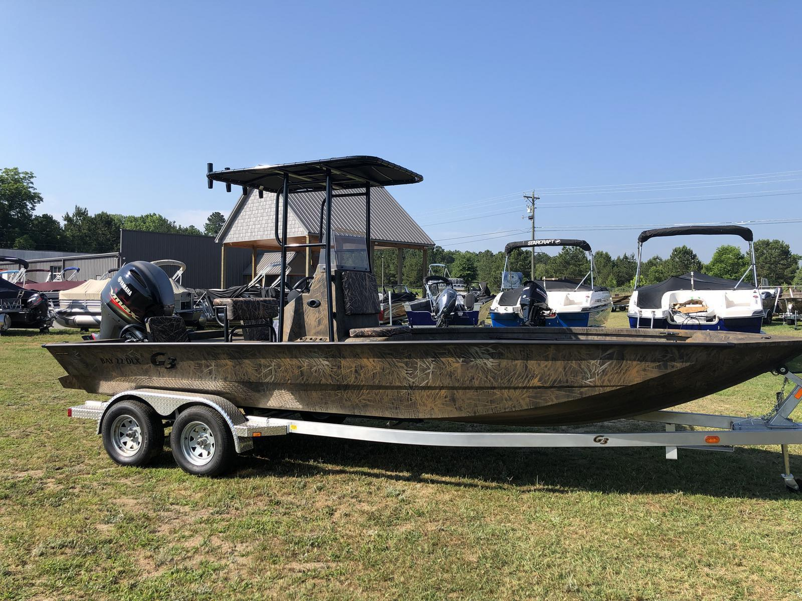 2019 G3 Bay 22 DLX Camo for sale in Newberry, SC  Muddy Bay