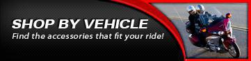 Shop by Vehicle: Find the accessories that fit your ride!
