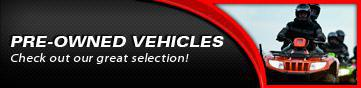 Pre-Owned Vehicles: Check out our great selection!