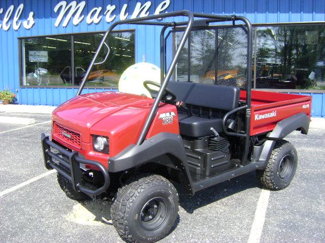 2020 Kawasaki Mule 4010 4x4 for sale in Roscommon, MI