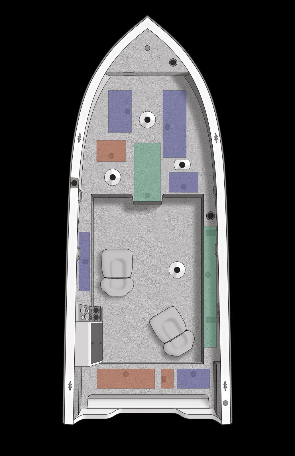 2019 Crestliner Pro Tiller 1650 For Sale In Ravenna Oh Pontoon Boat Wiring Diagram Lo 1850 Labeled 2018