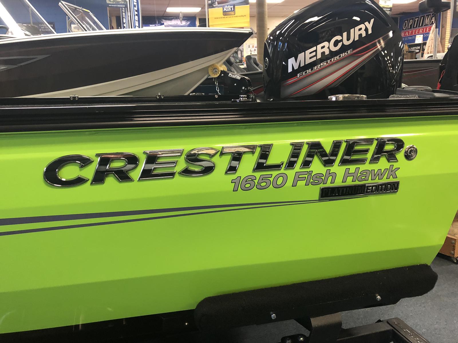 2019 Crestliner Fish Hawk WT JS