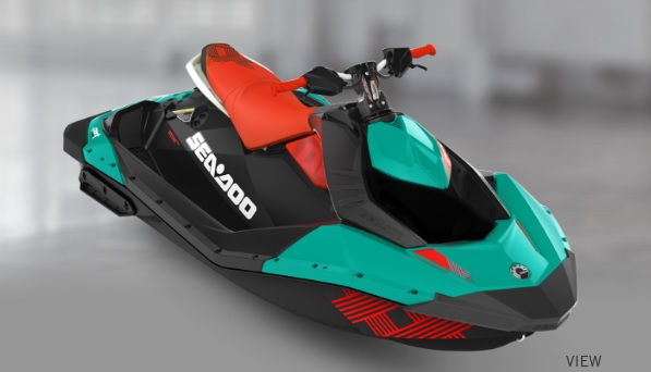2018 Sea-Doo SPARK® TRIXX™ 2up for sale in Syracuse, IN | Main Channel  Marina - 720 S Lakeside Dr (574) 457-4200