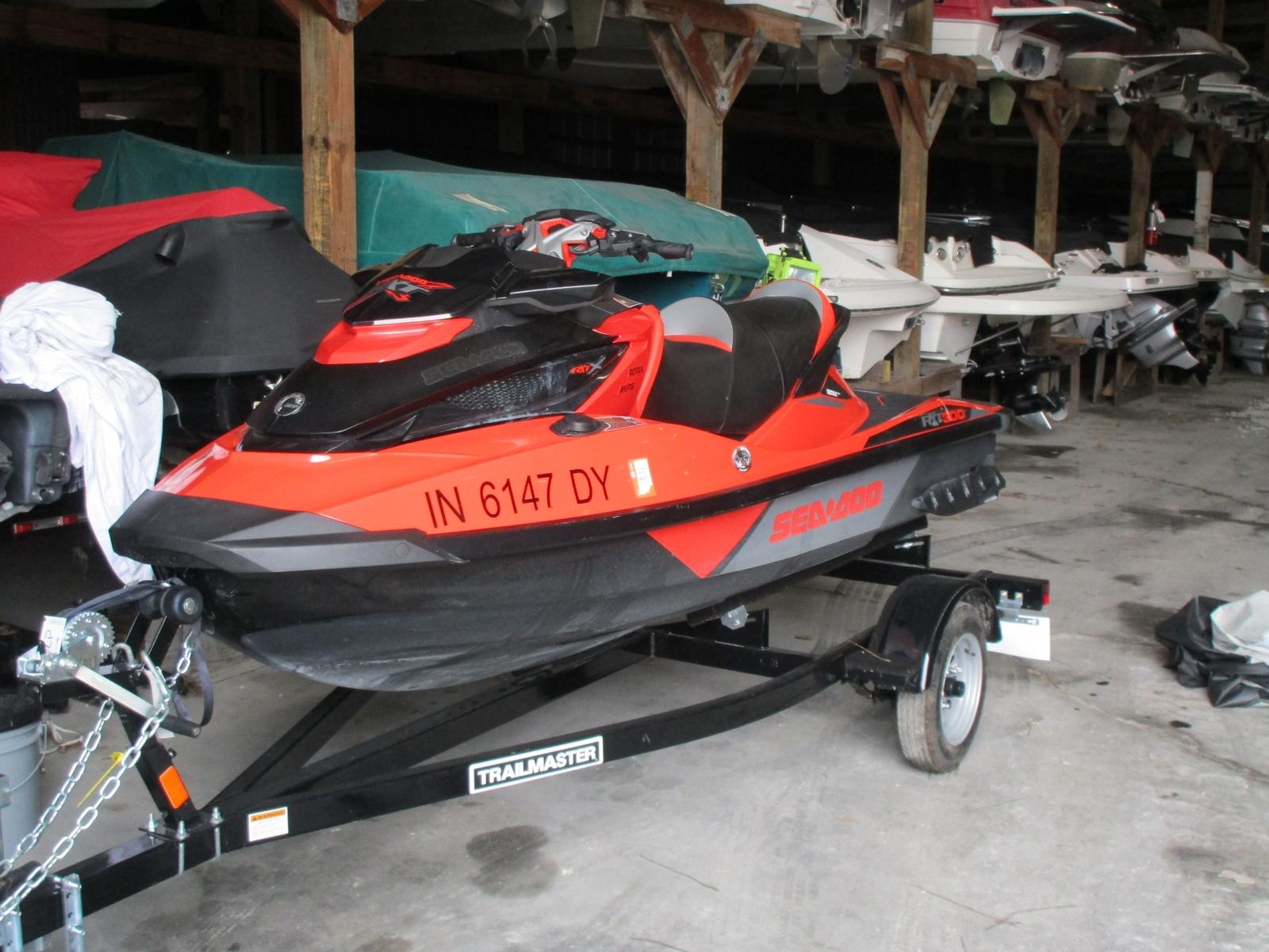 2017 Sea Doo RXT X 300 for sale in Syracuse IN
