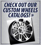 Check out our custom wheels catalogs!