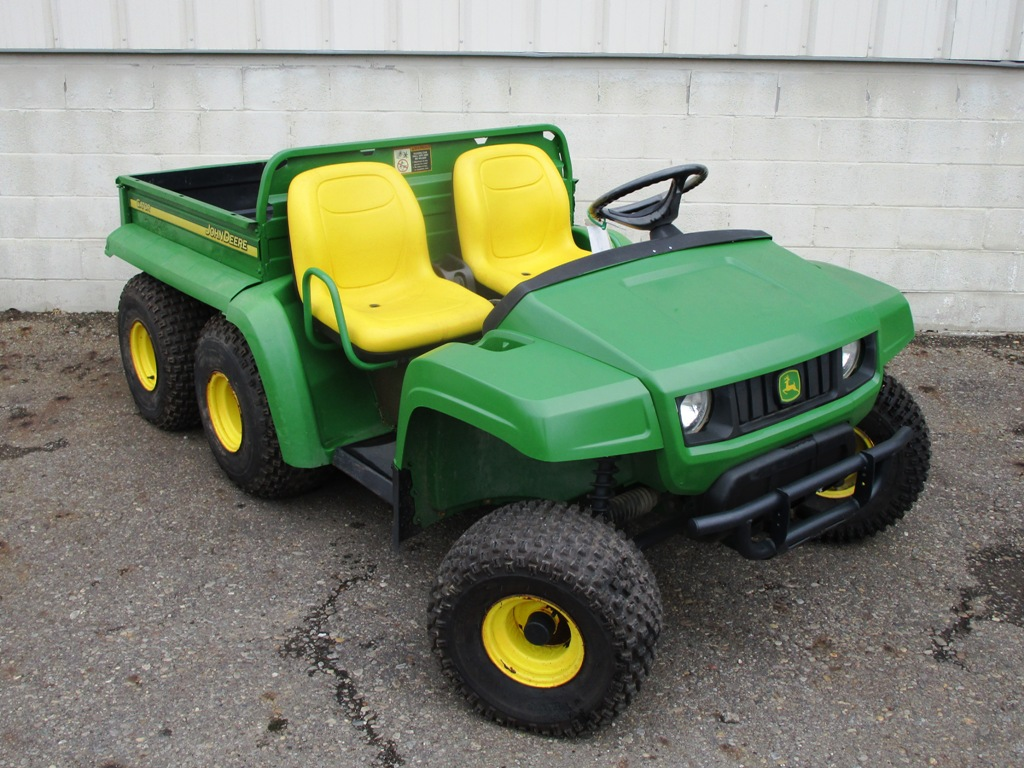 John Deere Gator >> 2006 John Deere Gator For Sale In Canton Oh Cutter Power Sales