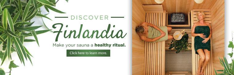 Discover Finlandia Saunas: Click here to learn more.