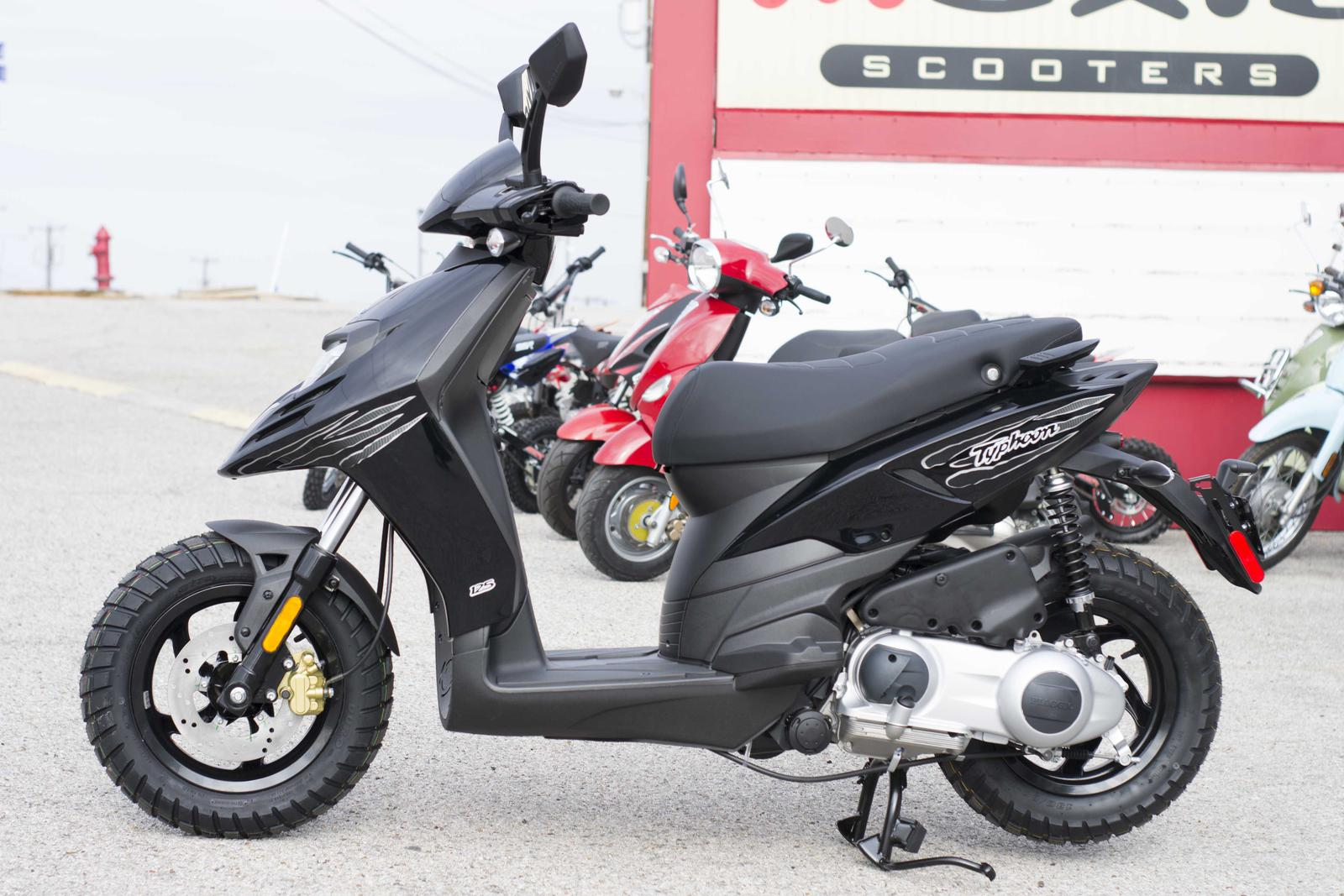 2018 Piaggio Typhoon 125 2018 Black for sale in Colleyville, TX ...
