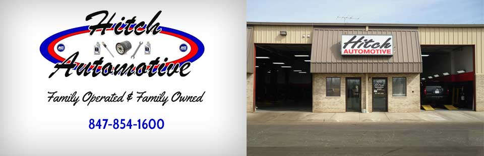 Hitch Automotive: Family owned and operated in the Lake in the Hills, IL area