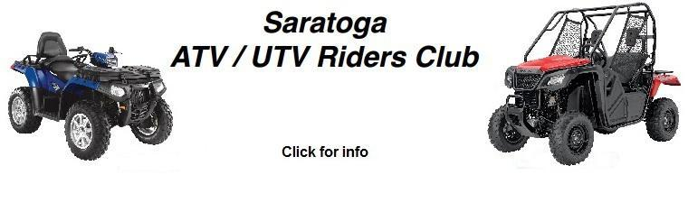 saratoga atv club