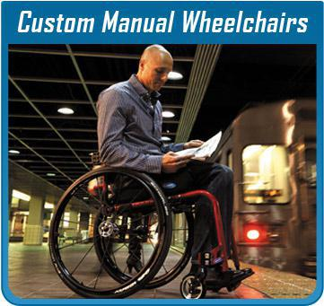 Custom Manual Wheelchairs
