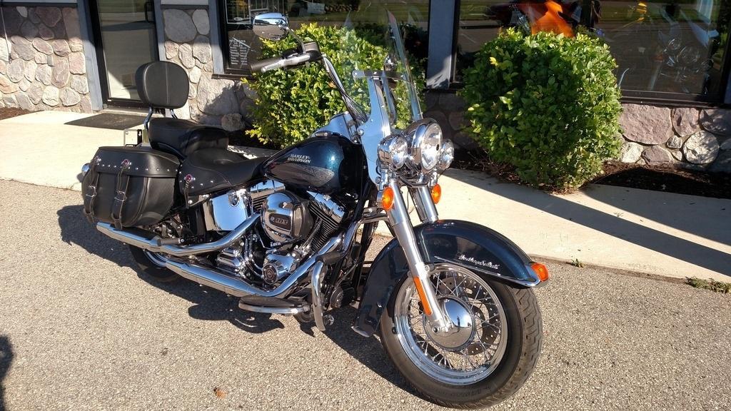 2016 Harley-Davidson® Heritage Softail Classic