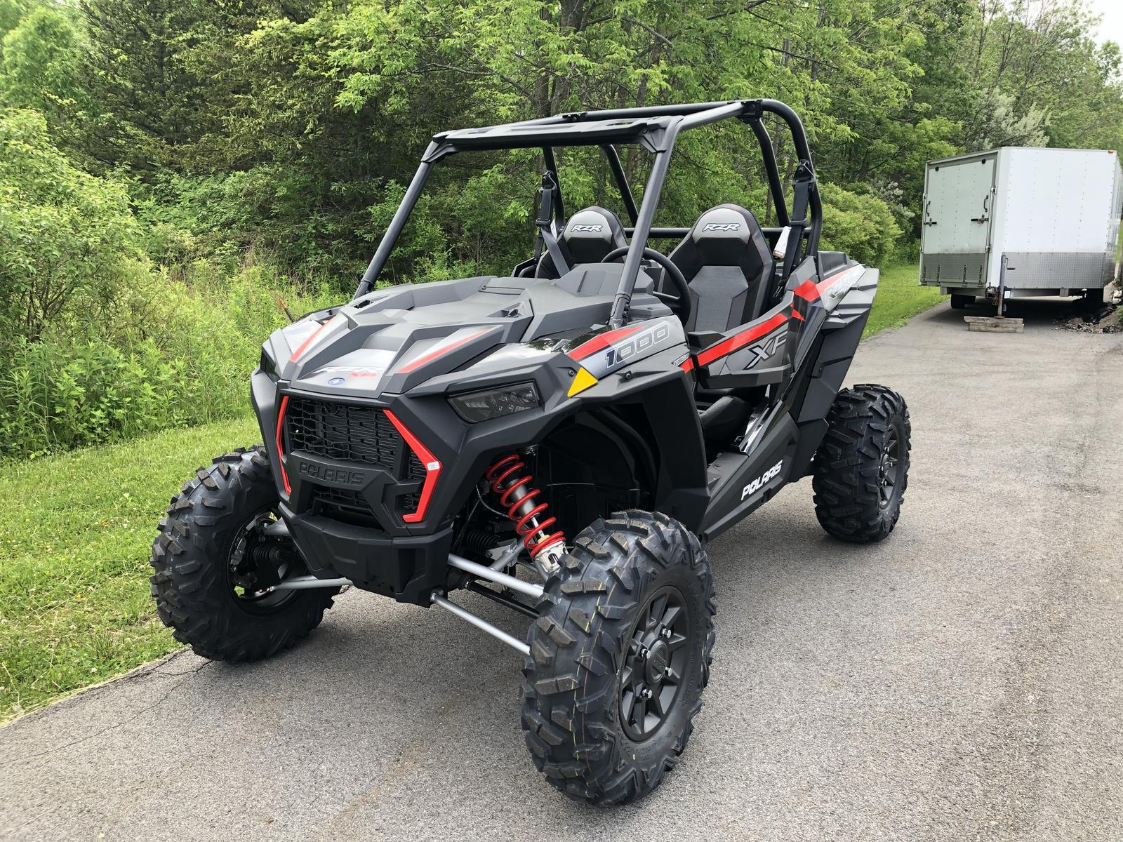 2019 Polaris Industries RZR XP 1000 - Black Pearl  Plus Freight  3 99% for  36 Months