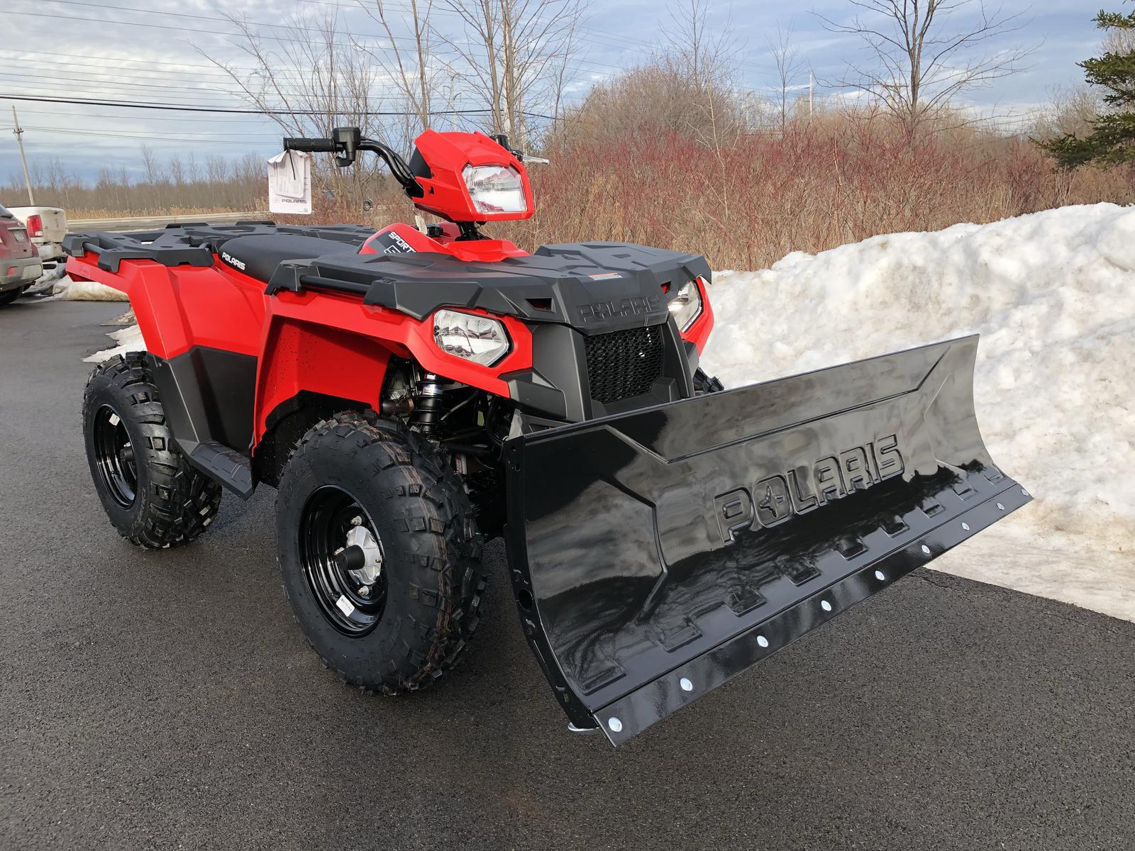 2018 Polaris Industries Sportsman 570 Plow Pkg. Plus Freight. Avail ...