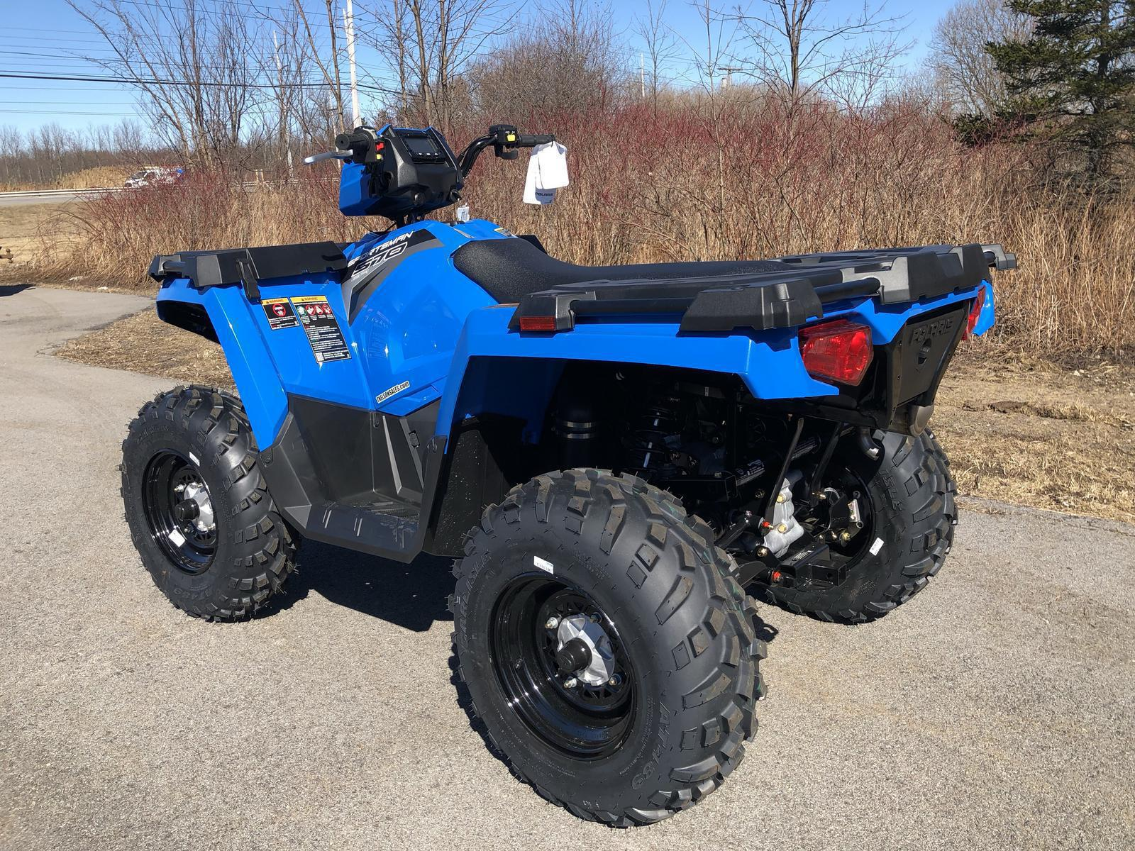 2019 Polaris Industries Sportsman 570 Velocity Blue  Plus Freight  3 99%  for 36 Months