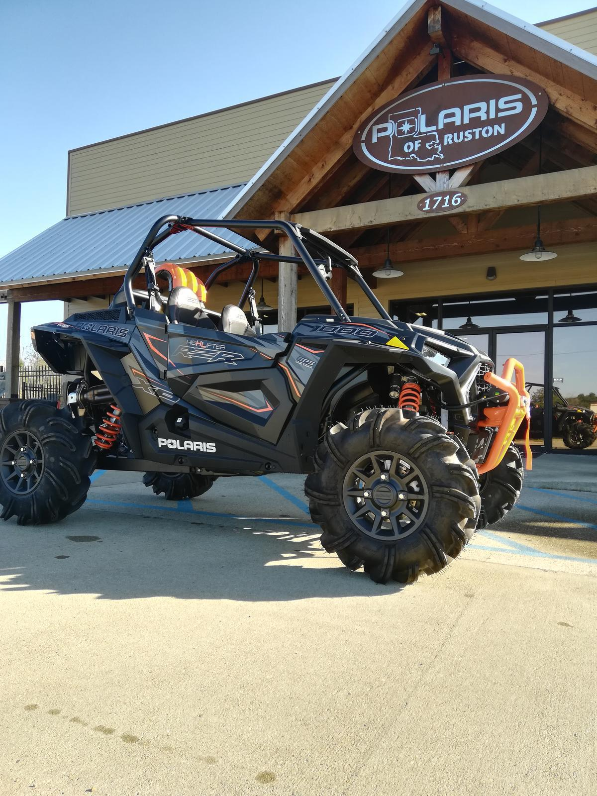 2019 Polaris Industries RANGER XP 1000 EPS HL EDN - STEALTH