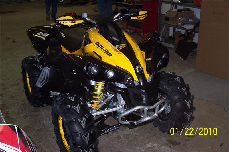 Can-Am Renegade XXC