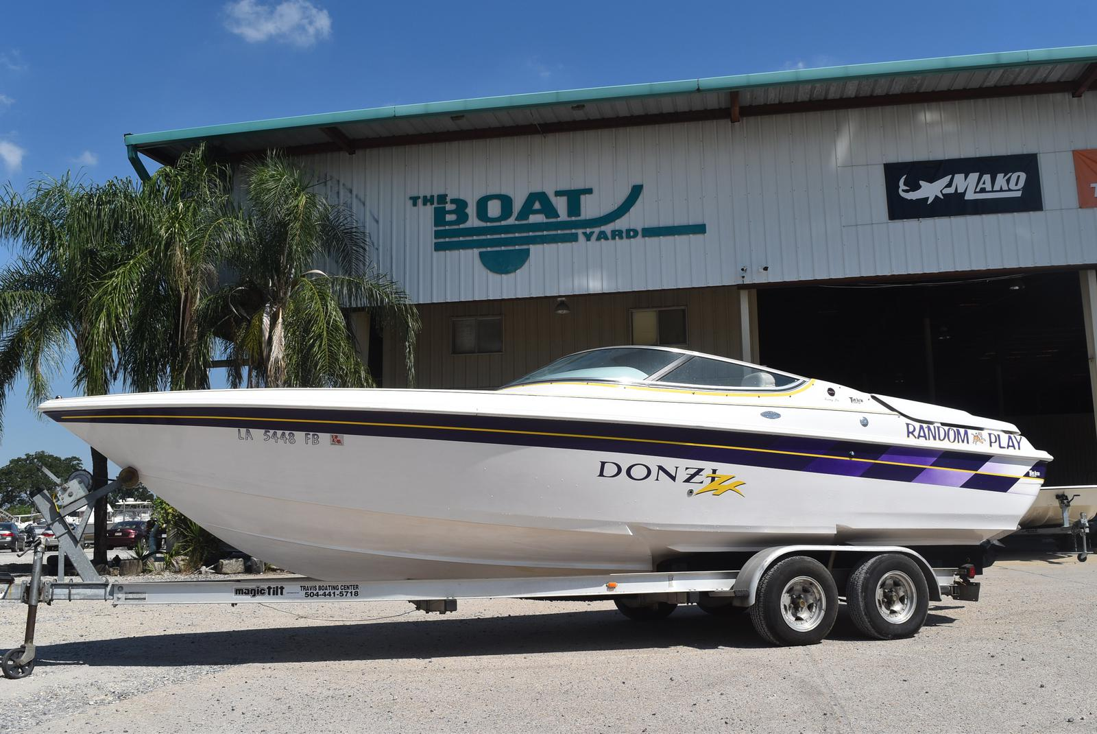 Donzi For Sale >> 1999 Donzi 26 Zx