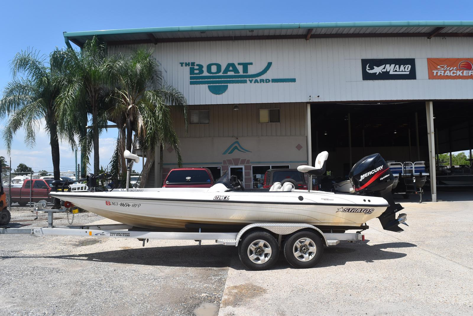 Inventory from Bullet and Stratos The Boat Yard Inc  Marrero