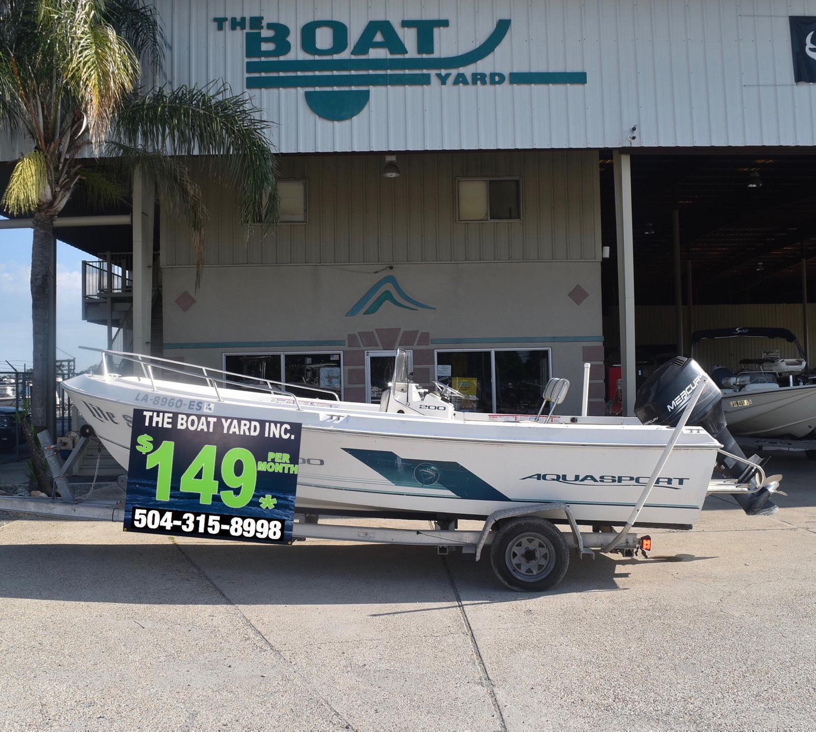 Inventory The Boat Yard Inc  Marrero, LA (504) 340-3175