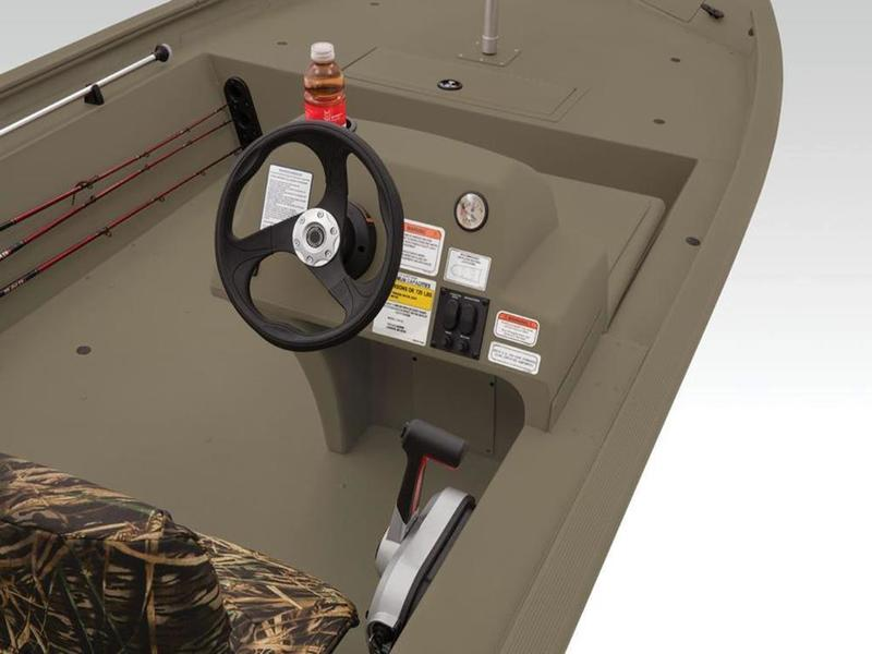 2019 Tracker GRIZZLY® 1754 SC