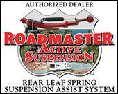 RoadMaster Active Suspension.