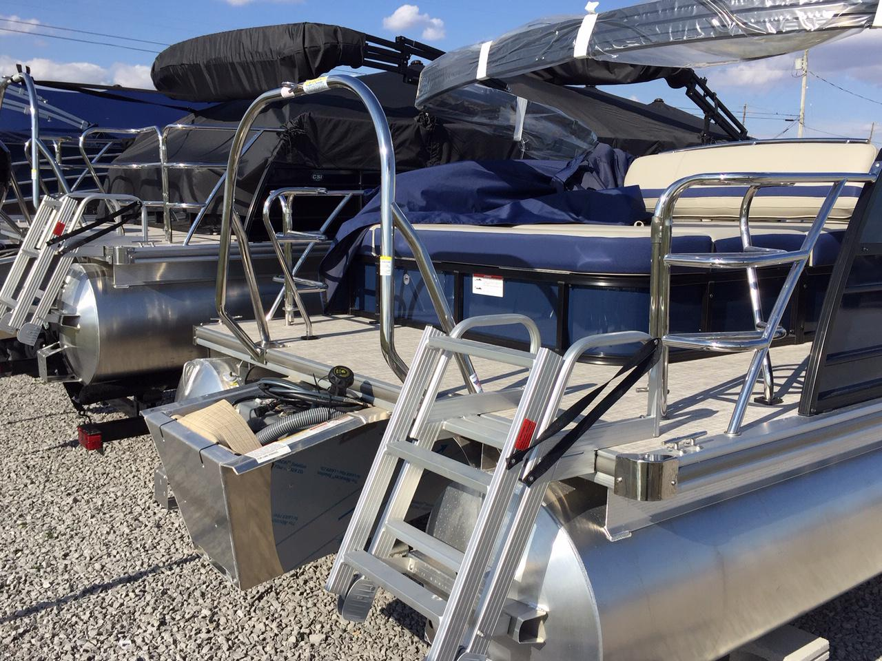 2019 Berkshire Pontoons CTS Series 24SB2 CTS 2 75 (Price includes boat, 150  yamaha, trailer)