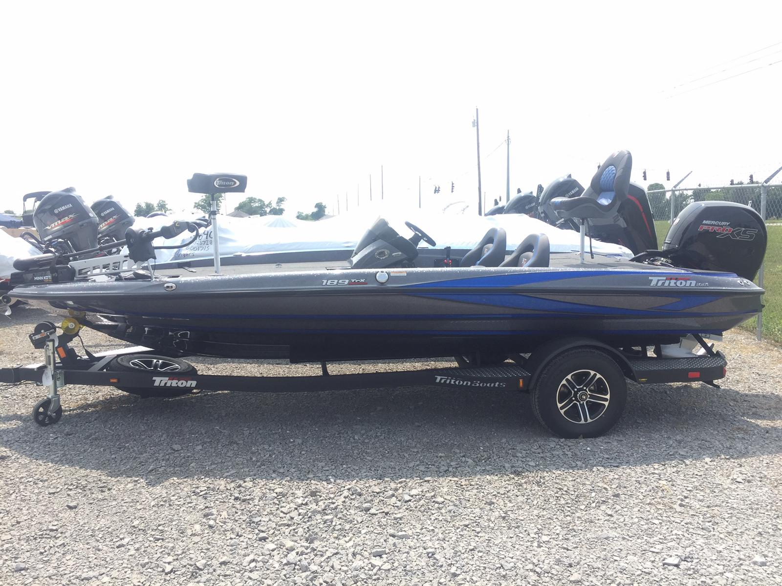 Inventory from Evinrude and Triton Boats Lancaster Lancaster, KY