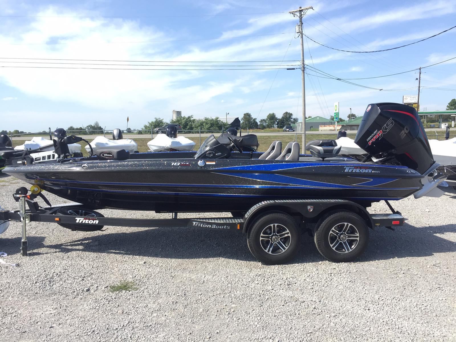 Inventory from Berkshire Pontoons and Triton Boats Lancaster