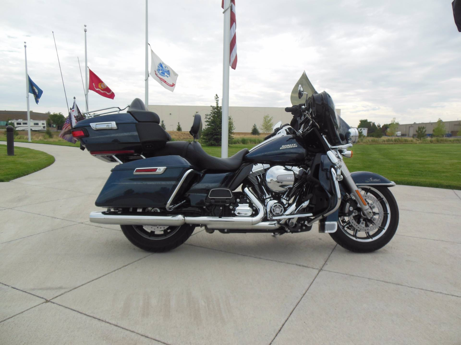 2016 Harley Davidson Ultra Limited for sale in Aurora CO