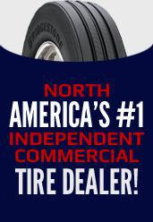 North America's #1 Independent Commercial Tire Dealer