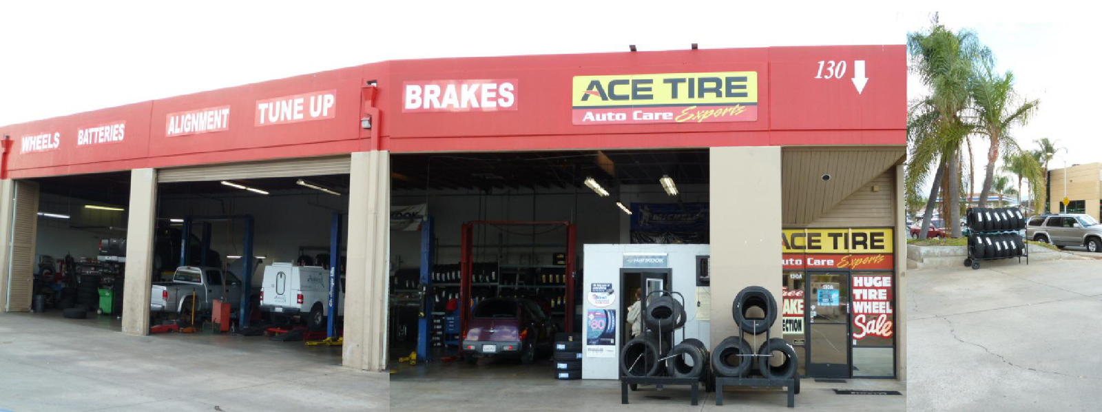 ACE TIRE CENTERS of EL CAJON