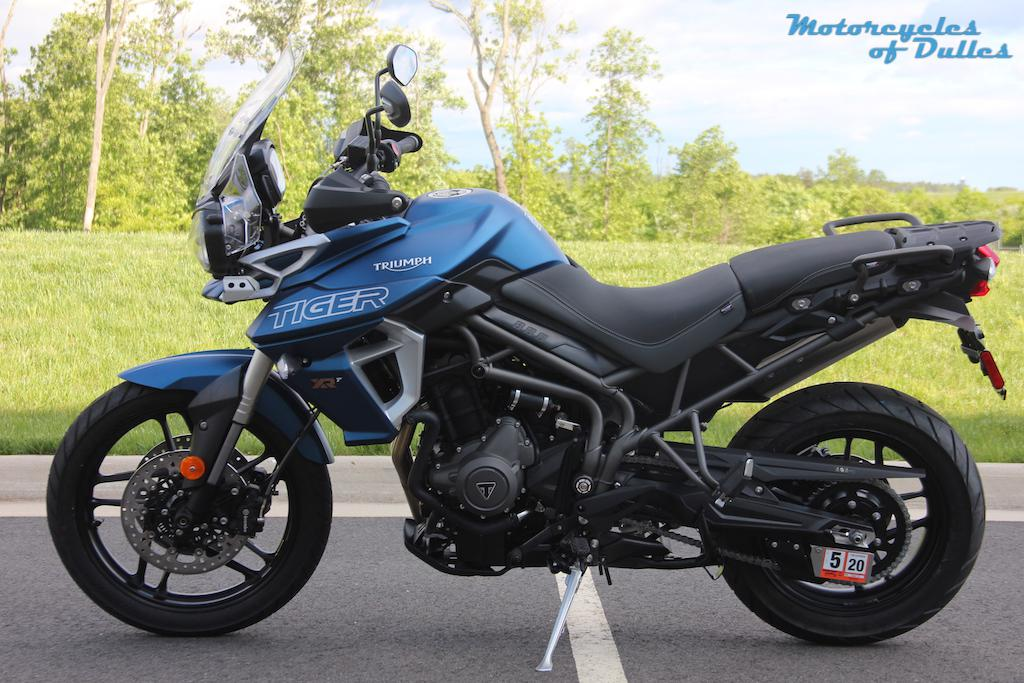 2019 Triumph Tiger 800 Xrt For Sale In Dulles Va Motorcycles Of