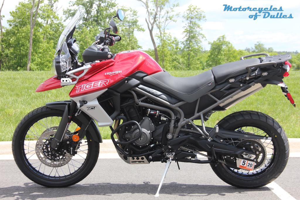 2019 Triumph Tiger 800 Xca For Sale In Dulles Va Motorcycles Of