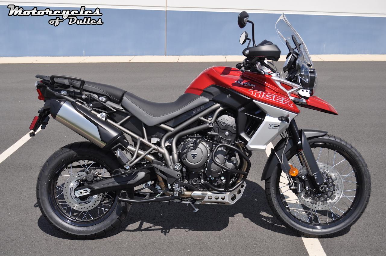 2018 Triumph Tiger 800 XCA for sale in Dulles, VA   Motorcycles of Dulles  (703) 330-1200