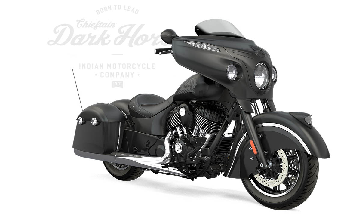 2018 Indian Motorcycle Chieftain Dark Horse for sale in Dulles, VA ...