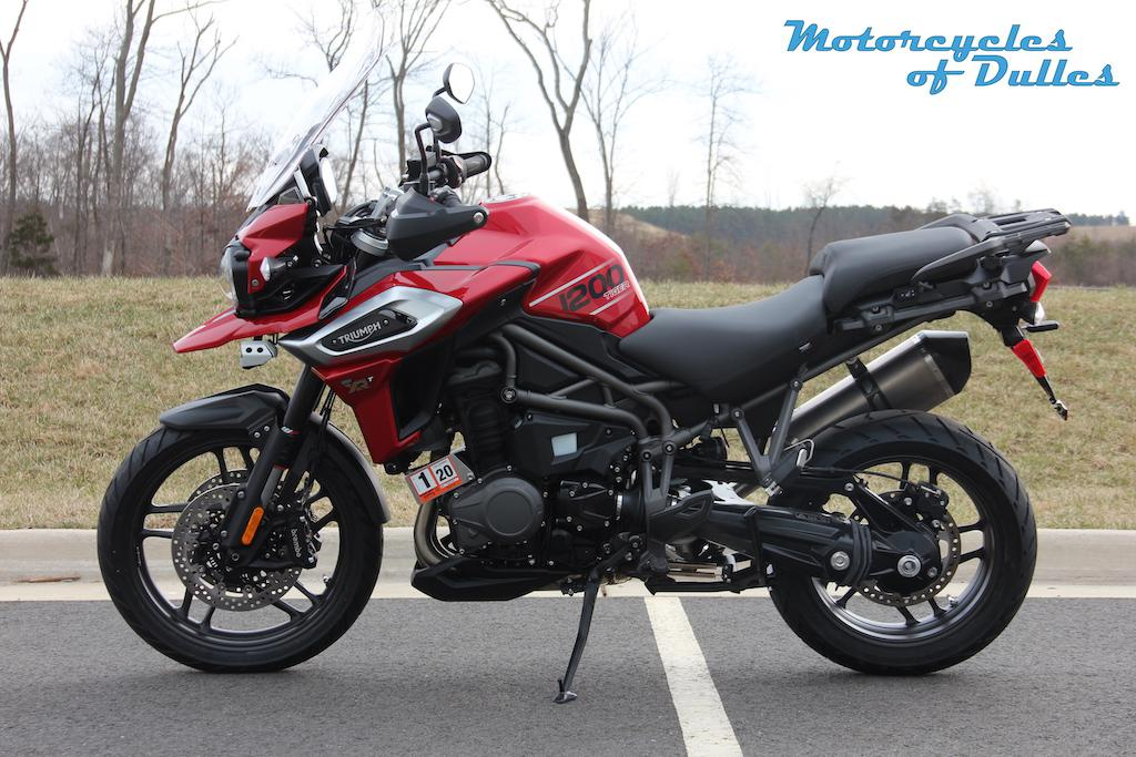2018 Triumph Tiger 1200 Xrt For Sale In Dulles Va Motorcycles Of