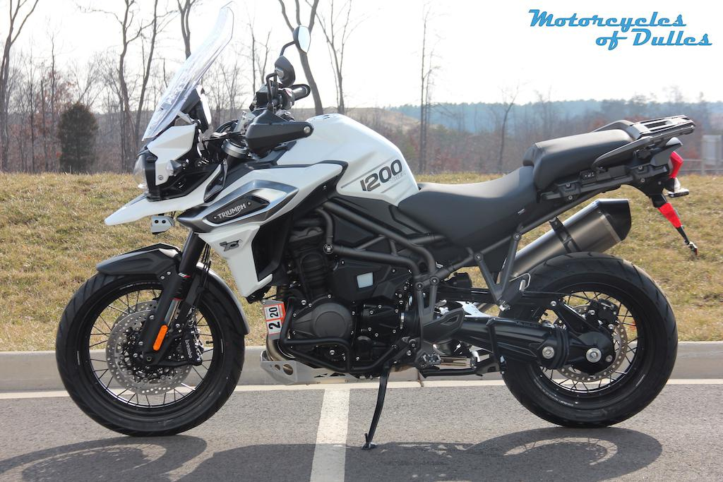 2018 Triumph Tiger 1200 Xca For Sale In Dulles Va Motorcycles Of