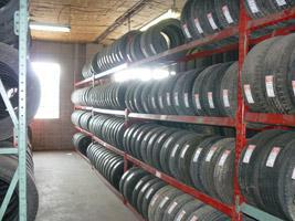 Plaza Tires Used Inventory Picture.