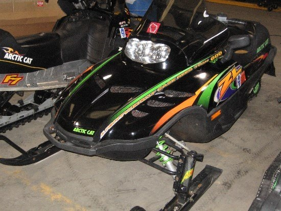 1999 Arctic Cat ZL 600 For Sale In McNabb IL Motorsports