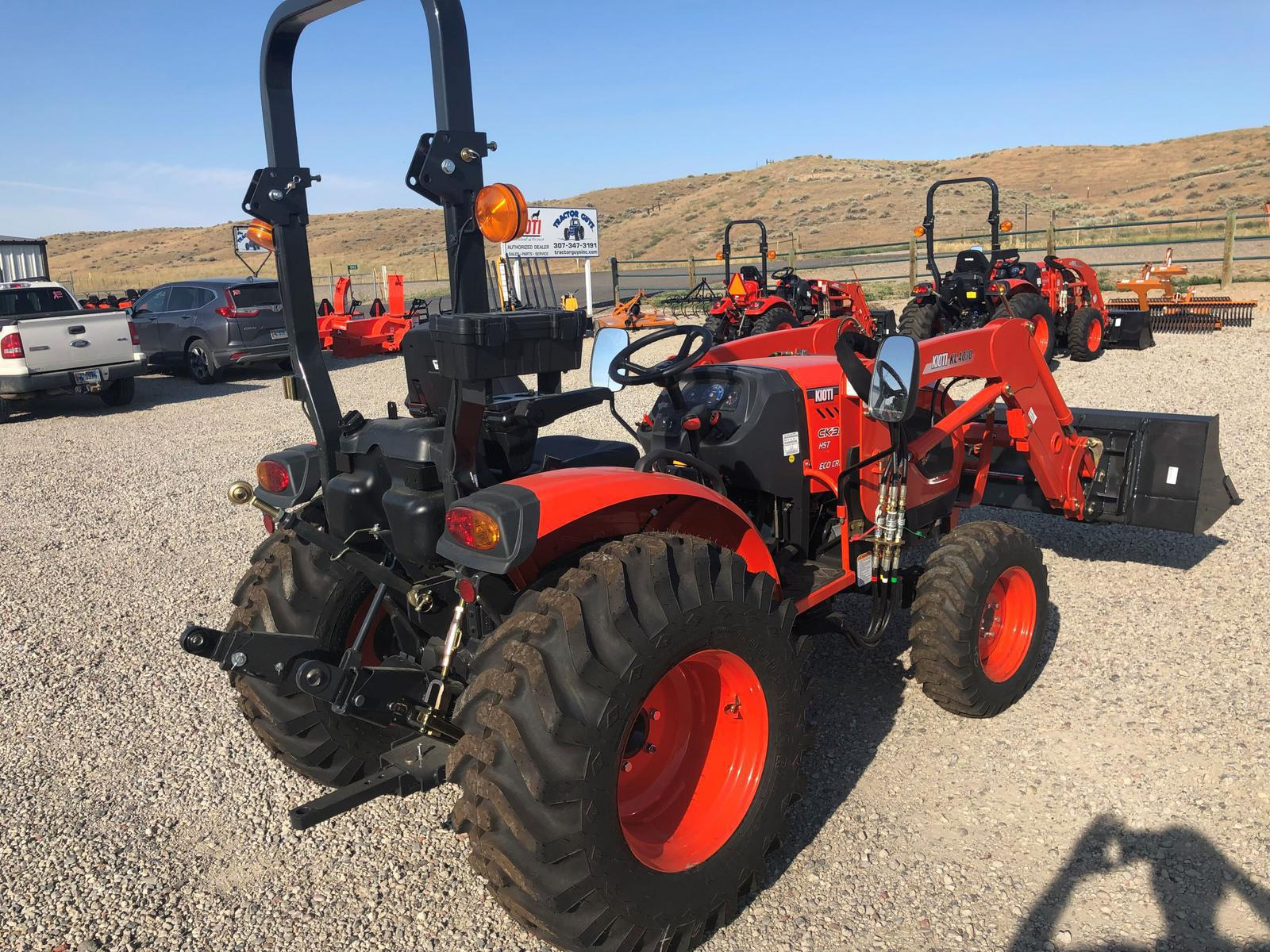 2019 KIOTI CK3510SE HST for sale in Worland, WY  Tractor