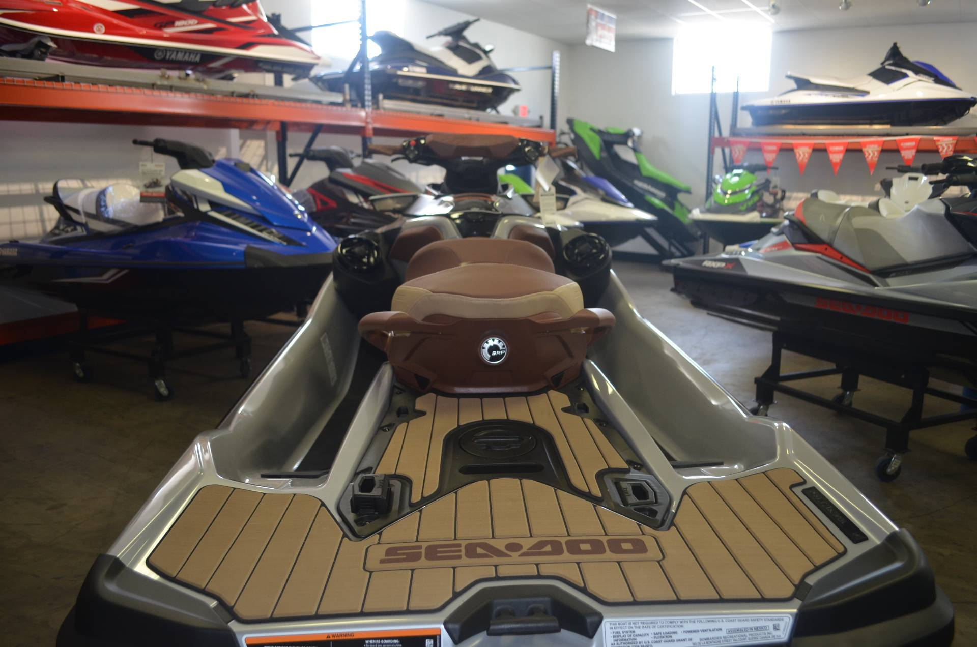 2018 Sea-Doo GTX Limited 230 Incl  Sound System