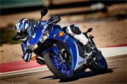 2017 Yamaha Yzf R3 Abs 12