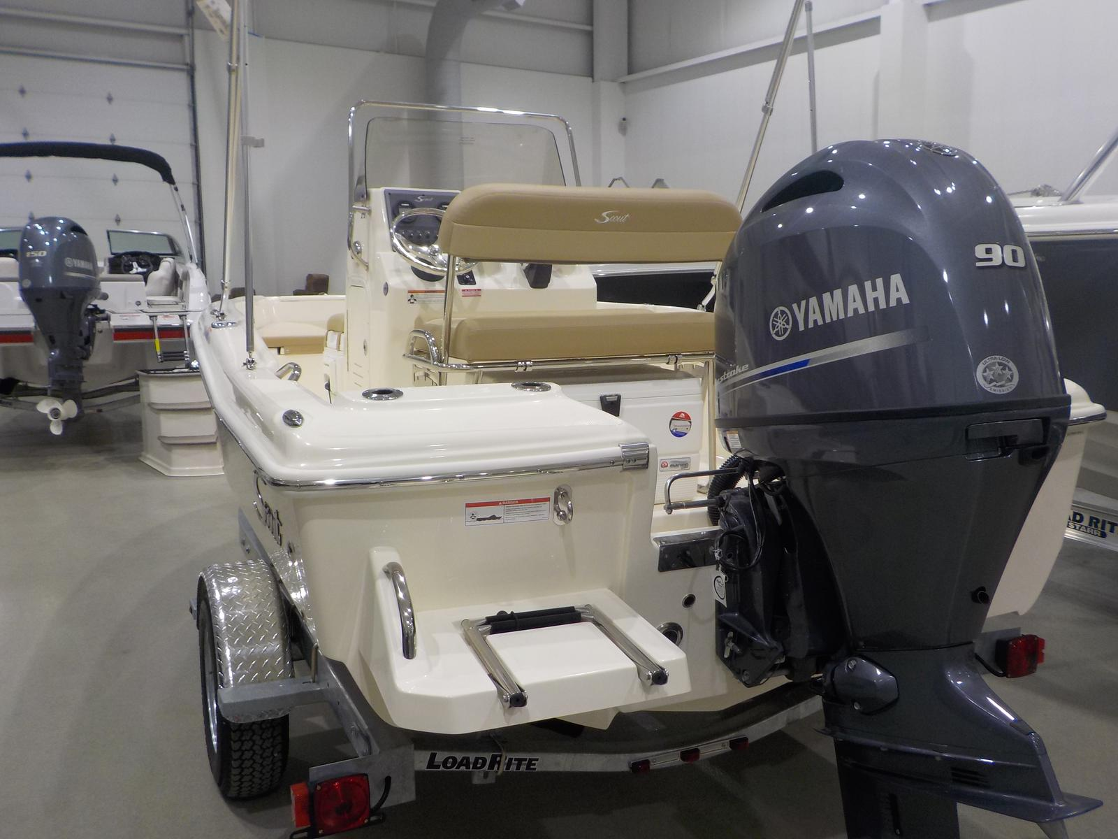 2019 Scout Boat Company 175 Sportfish for sale in North East, MD