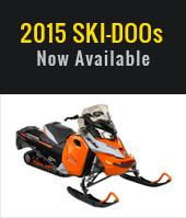 2015 Ski-Doos now available.