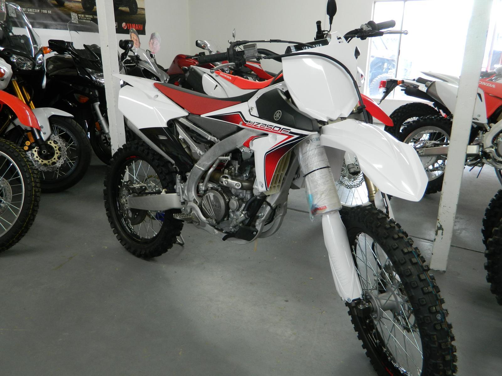 2015 Yamaha YZ-250F
