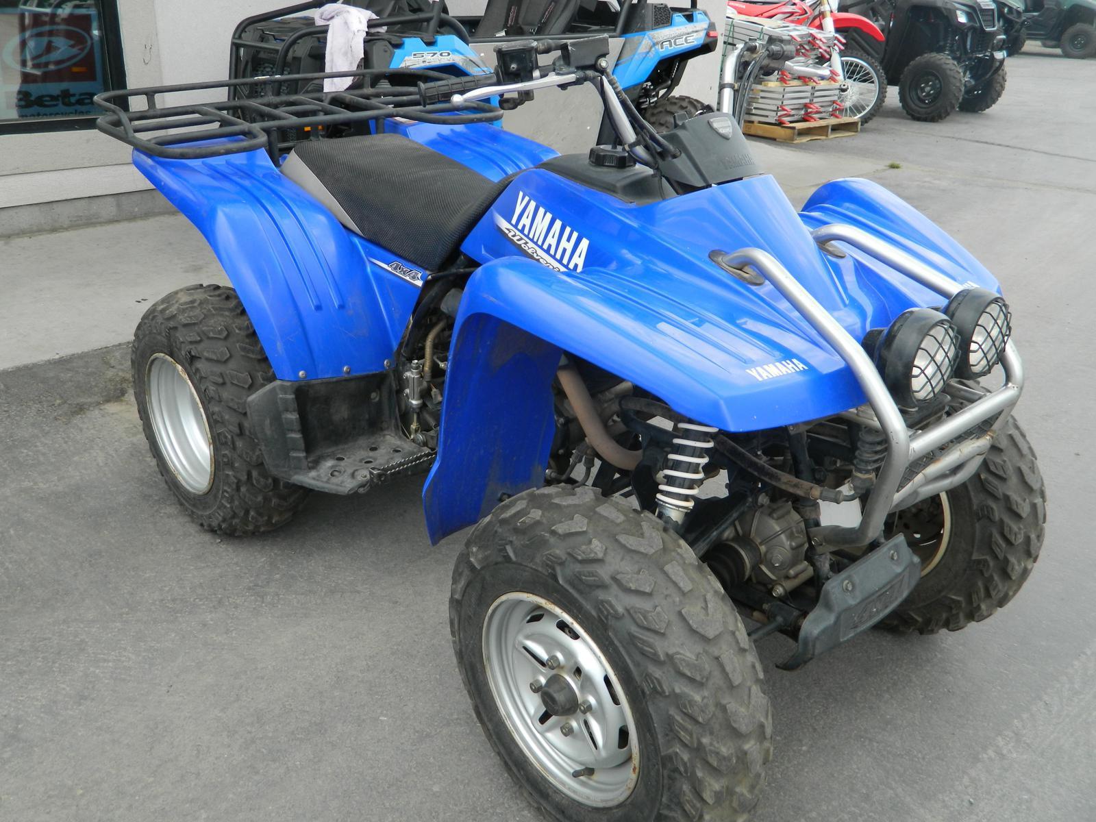 2004 Yamaha WOLVERINE 350