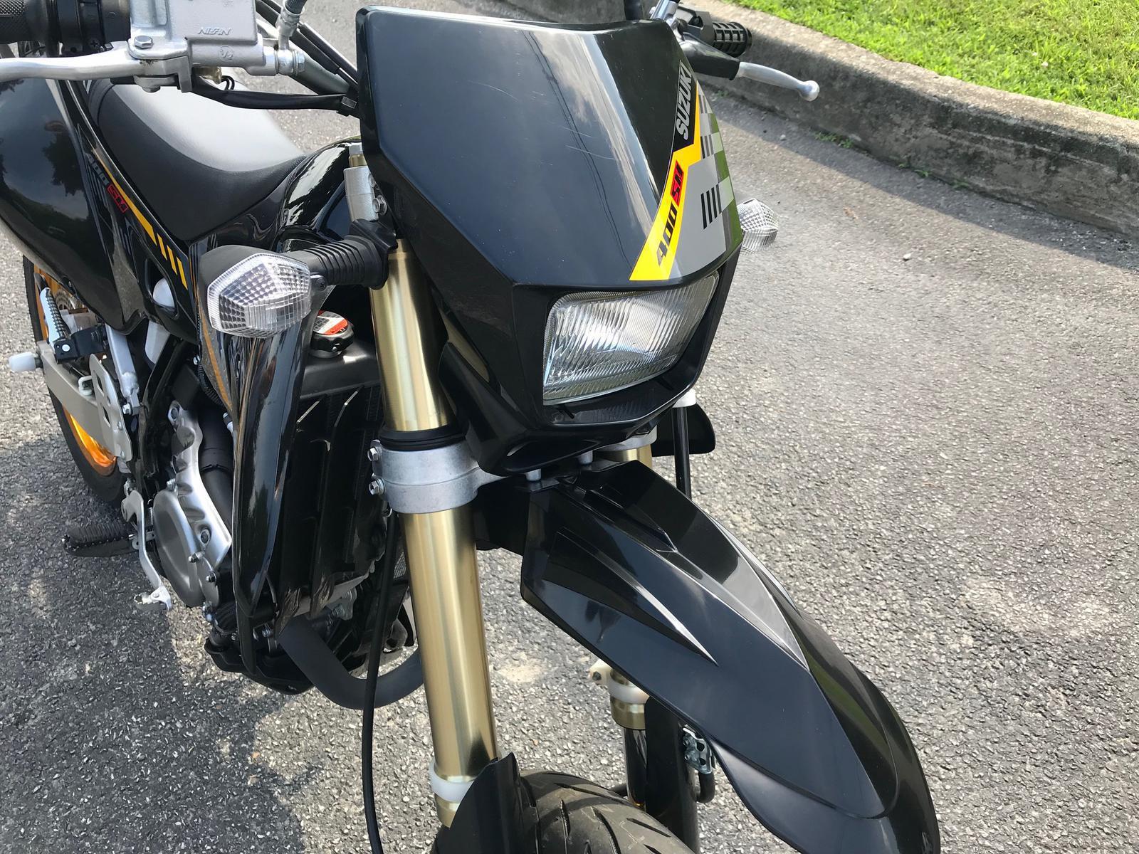 2016 Suzuki DR-Z400SM