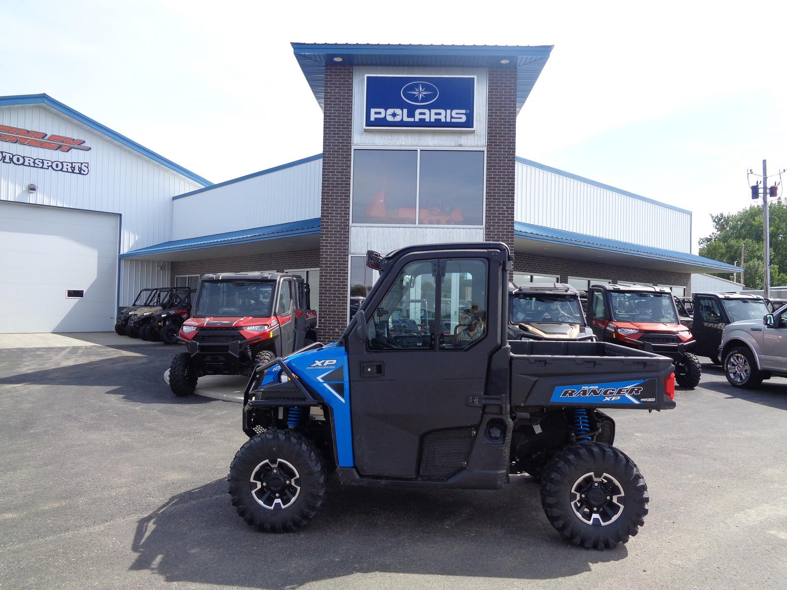 2017 Polaris Industries Ranger 1000 North Star HVAC